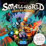 Small World: Underground *USED*