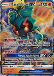 Marshadow GX 80/147 - Sun & Moon Burning Shadows
