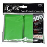 Ultra Pro Sleeves Standard Size Eclipse Lime Green (100ct)