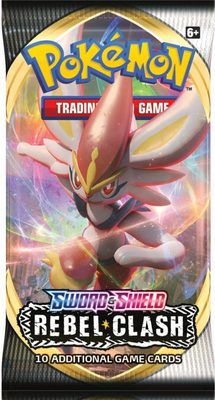 Pokemon SS2: Rebel Clash Booster