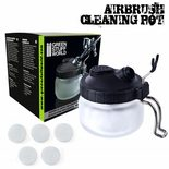 GSW Airbrush Cleaning Pot