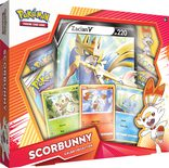 Pokemon Scorbunny Galar Collection