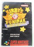Kirby's Fun Pak (Manual)