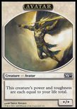 Avatar TOKEN x/x - Magic 2010