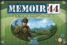 Memoir '44: Terrain Pack Expansion