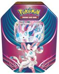 Pokemon Evolution Celebration Tin: Sylveon GX
