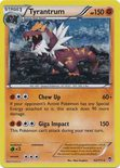 Tyrantrum 62/111 Alternate Holo  - Black & White Promos