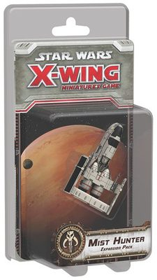 Star Wars X-Wing Miniatures Game: Mist Hunter Expansion Pack
