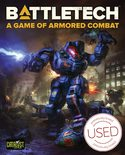 BattleTech: A Game of Armored Combat *USED*