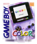 Gameboy Color Console (Atomic Purple)
