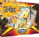Pokemon Shining Fates Collection Pikachu V (24 pcs Bundle)