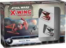 Star Wars X-Wing Miniatures Game: Imperial Aces Expansion Pack