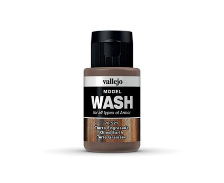 Vallejo Model Wash: Oiled Earth
