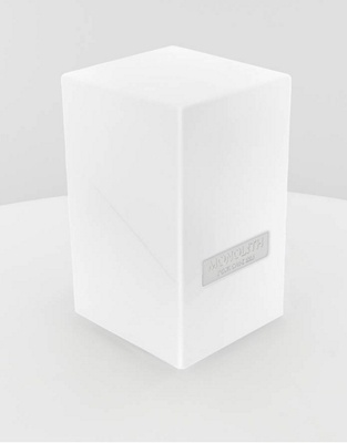Ultimate Guard Deck Box Monolith 100+ White