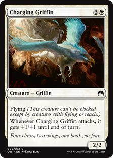 Charging Griffin - Magic Origins