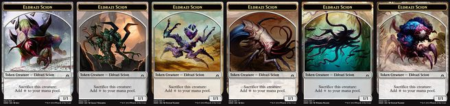 Eldrazi Scion TOKEN