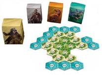 Explorers of Ixalan: Tiles, Rules and Deck Boxes Set