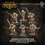 Protectorate of Menoth Knights Exemplar