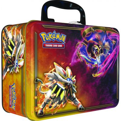 Pokemon Collector Chest Spring 2017