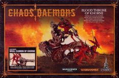 Chaos Daemons Blood Throne of Khorne