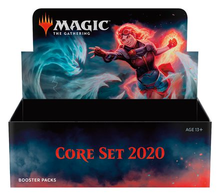Core Set 2020 Booster Display Box