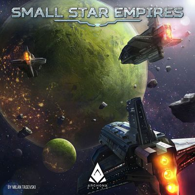 Small Star Empires (2nd Edition)