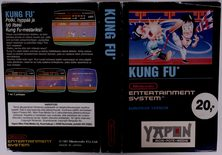Kung Fu (Original YAPON Rental Cover Paper)