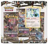 Pokemon Forbidden Light 3-Pack Blister: Regigigas