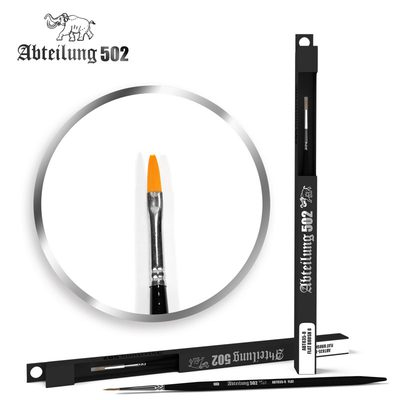 Abteilung 502 Synthetic Flat Brush 8 ABT835-8