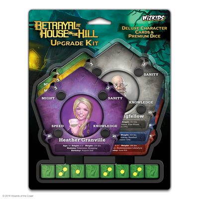 Betrayal at House on the Hill Upgrade Kit (PREORDER)