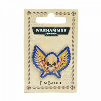 Warhammer 40,000 Pin Badge: Space Marines