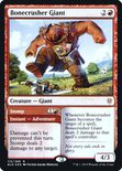 Bonecrusher Giant // Stomp - Throne of Eldraine Promos