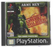 Army Men: Omega Soldier - PS1