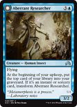 Aberrant Researcher - Shadows over Innistrad