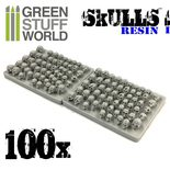 GSW Resin Skulls (100pcs)