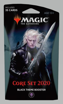 Core Set 2020 Theme Booster Black