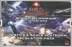 Red Alert: Space Fleet Warfare - Logistics and Space Platform Escalation Pack