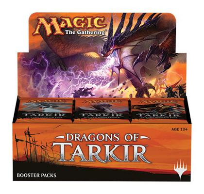 Dragons of Tarkir Booster Display Box