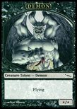 Demon TOKEN x/x (2003) - Player Rewards Promot