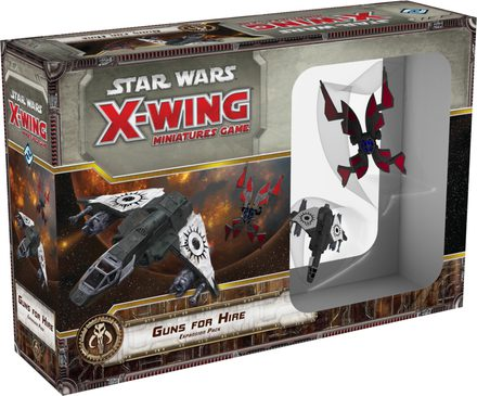 Star Wars X-Wing Miniatures Game: Guns for Hire Expansion Pack