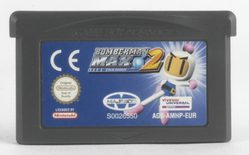 Bomberman Max 2: Blue Advance - GBA