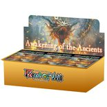 Force of Will New Valhalla 3rd Set: Awakening of the Ancients Booster Display Box
