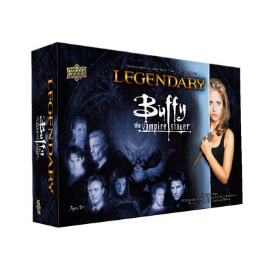 Legendary: Buffy the Vampire Slayer Deck Building Game