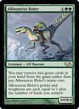 Allosaurus Rider - Elves vs Goblins