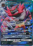 Incineroar GX 97/181 - Sun & Moon Team Up