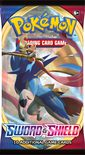 Pokemon SWSH1: Sword & Shield Booster