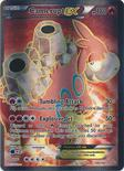 Camerupt EX Full Art 146/160