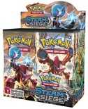 XY11: Steam Siege Booster Display Box