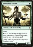 Beastcaller Savant - Battle for Zendikar Promos