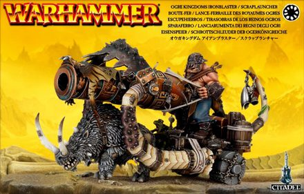 Ogor Ironblaster/Scraplauncher
